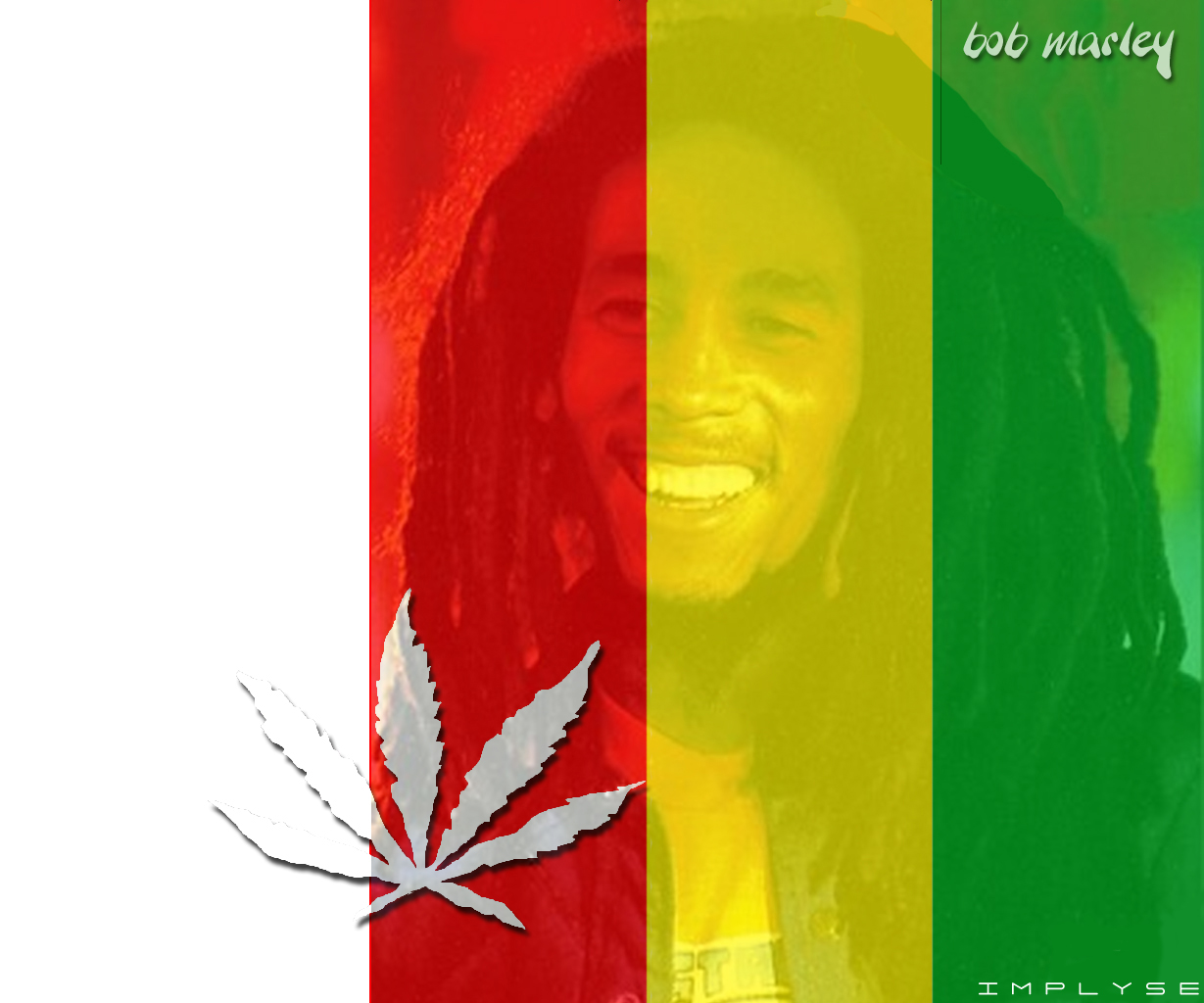 Bob Marley Wallpaper By Implyse On Deviantart