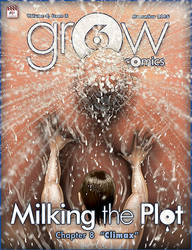 grOw/cOmic#6, issue 8 cover by BustArtist