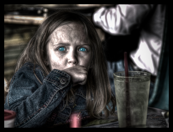 100 Chilling Little girl ghost pictures