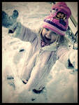 Playing In The Snow by JohnKyo