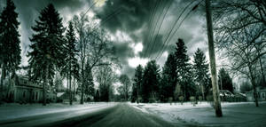 Dark Winter Days by JohnKyo