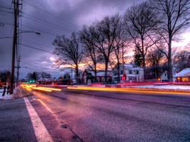 Sunset Lights by JohnKyo