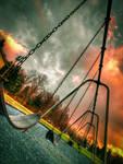 Aquatic Sky Fire by JohnKyo