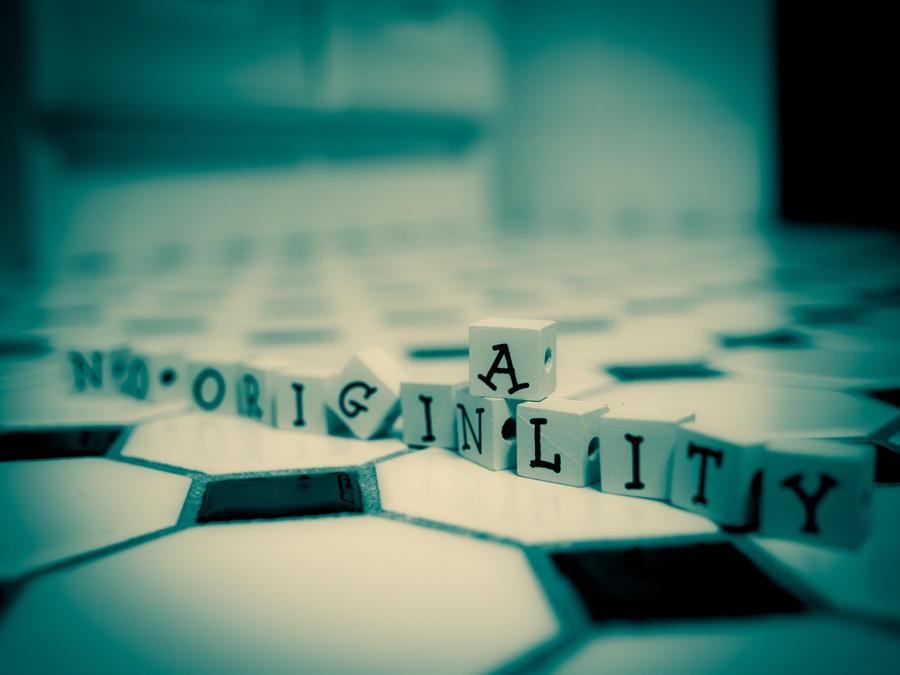 No Originality by JohnKyo