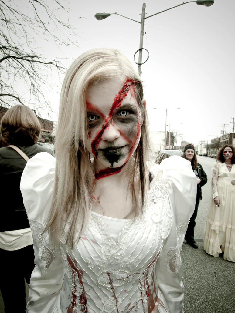 Zombie Bride by JohnKyo