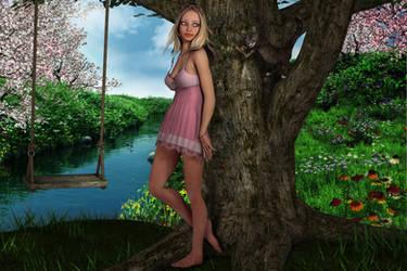 Alisee summer feeling by SissyB by Sissy-Baby