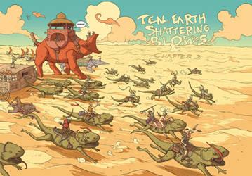 Ten Earth Shattering Blows 3x02-03