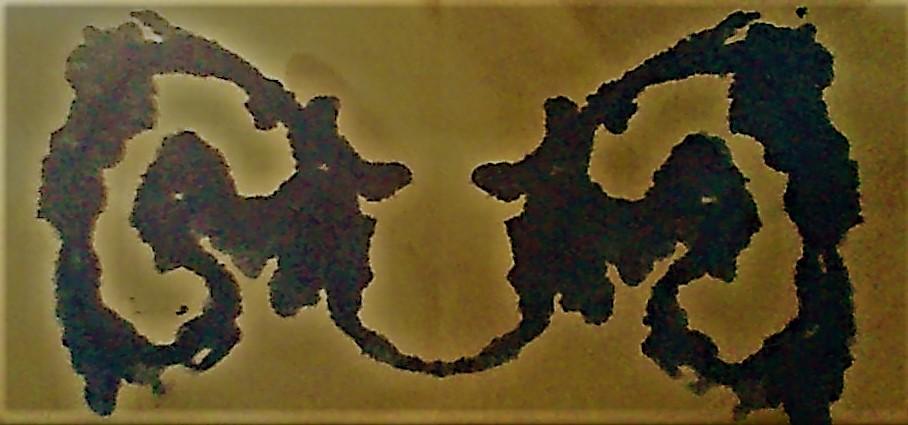 le jeu des taches d'encre #3 by anami-studio