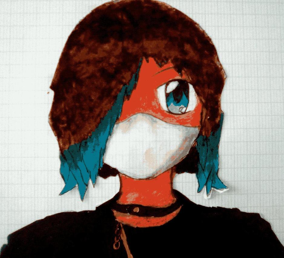 anami sur papier (plus concluant qu' au pad) by anami-studio