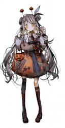 Halloween Eleanor~