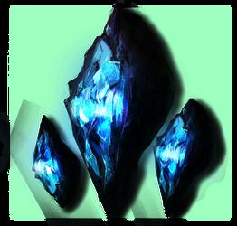 Magical stones