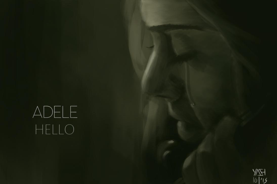 Adele Hello by yash3009