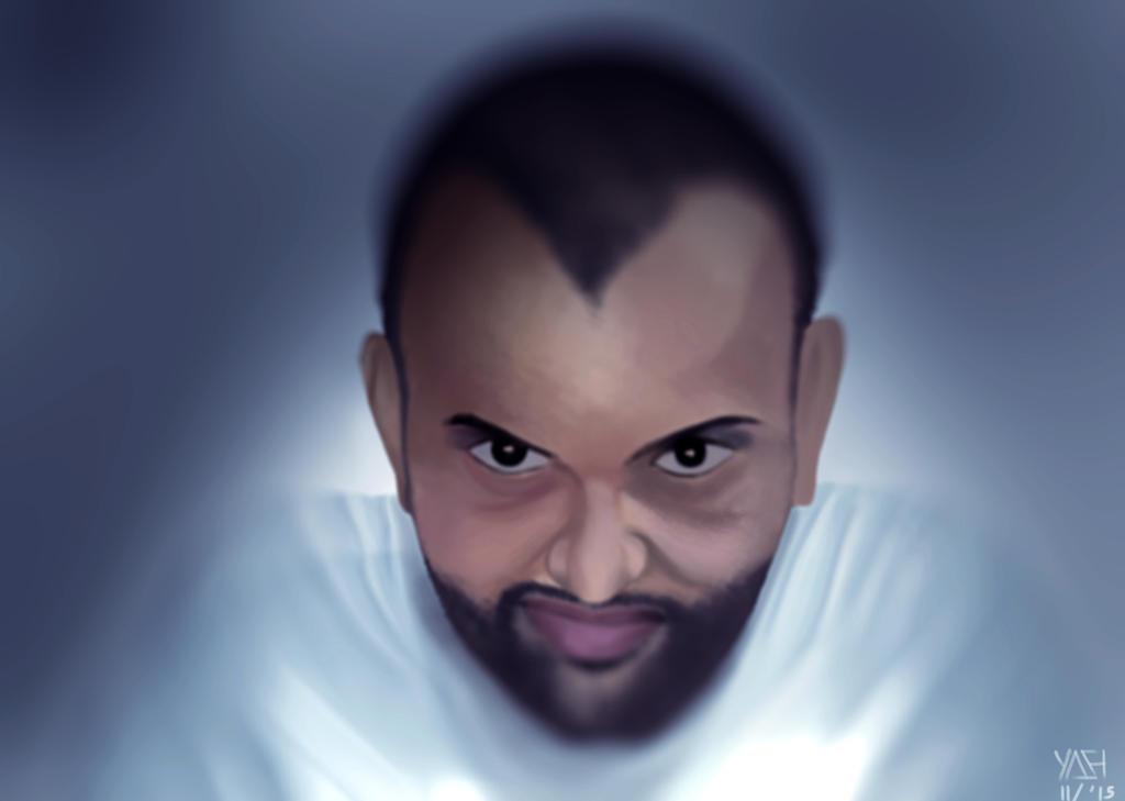 Self Portrait by yash3009