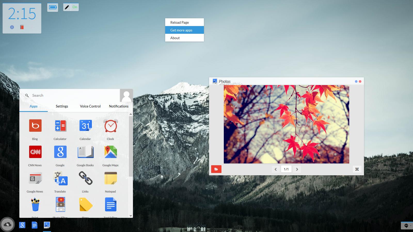 Altaica 7 Preview - New UI