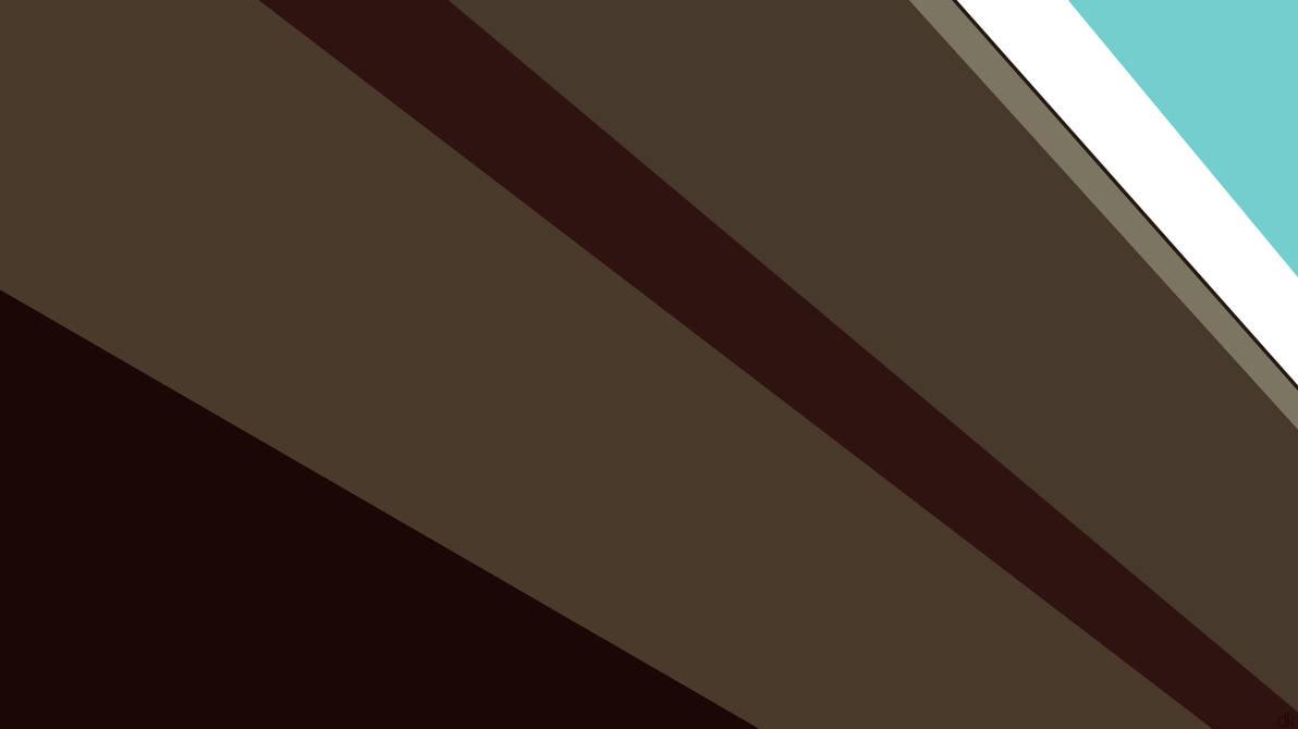 [MinFlat] Default Android L Wallpaper (4K) by DaKoder