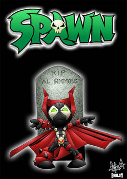 spawn by tyrannus colored