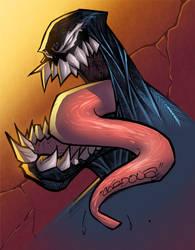 renecordovas venom colored by shalomone