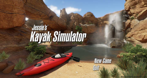 Jessie's Kayak Simulator
