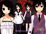 Haine - Adolescence