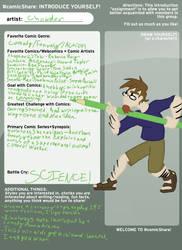 Introducion del ComicShare by clamchowda