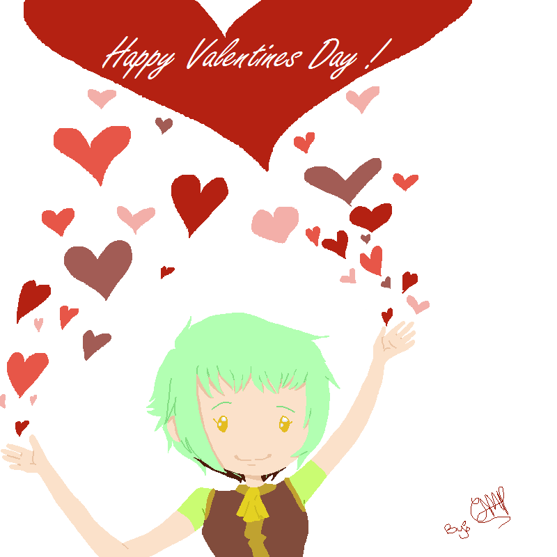 Valentines for you! by Mint-Princess