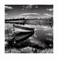 La barque III by Anrold