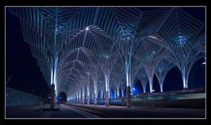 Gare do Oriente 2 by rodcunha