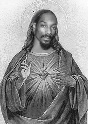 Snoop Christ by dukertsay