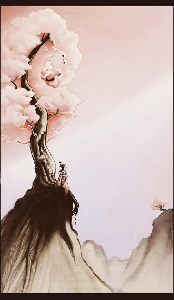 okami: Hold Back the Night by Ill-wovenElm