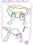 Basic Plushie Body Pattern