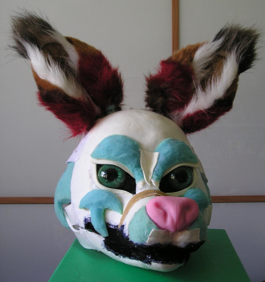 Resin mask update by StarlightGlow