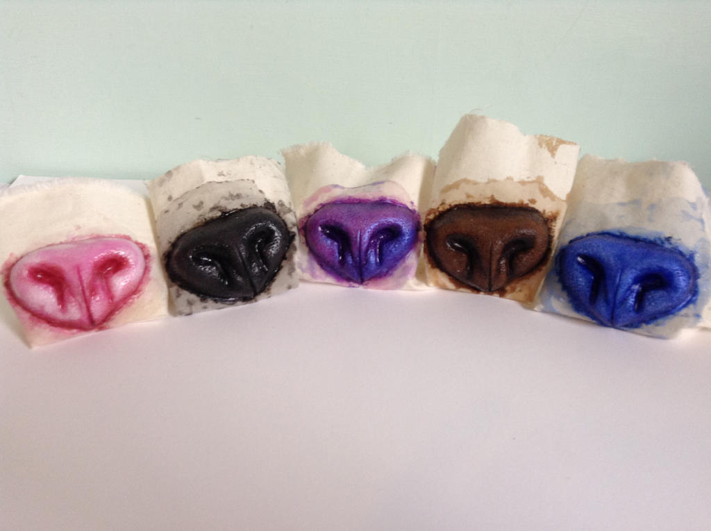 Silicone Noses for Sale by StarlightGlow