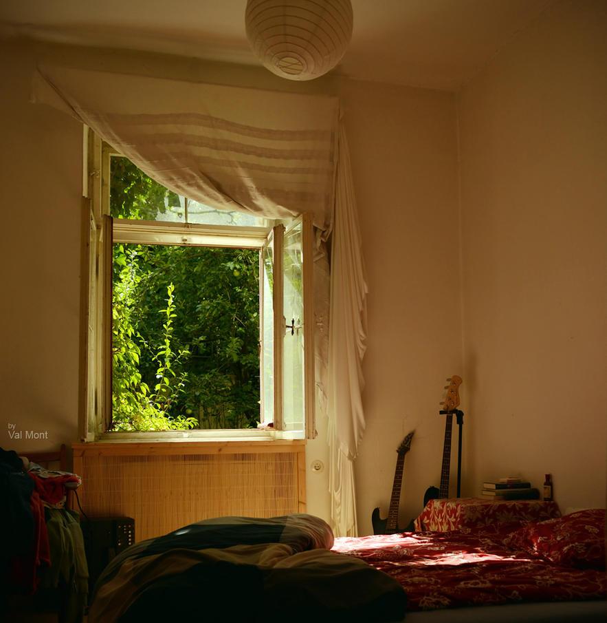 sunrays on my bed by val mont on deviantart. Black Bedroom Furniture Sets. Home Design Ideas