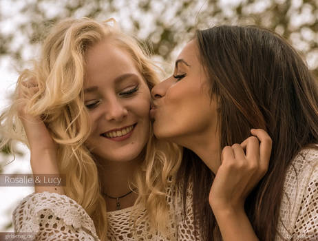 Lucy and Rosalie