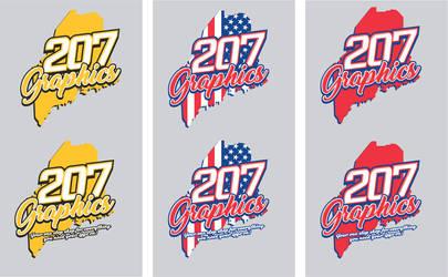 207 Graphics by Jumbienutes