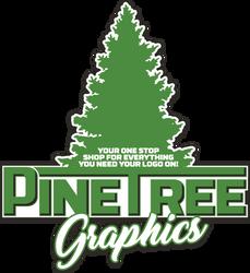 Pine Tree Graphics by Jumbienutes