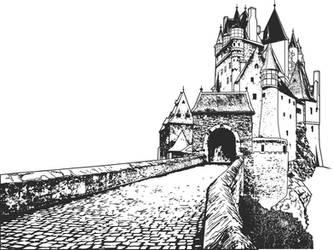 Castle by Jumbienutes