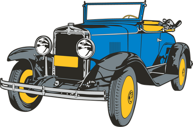 Classic Car by Jumbienutes