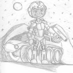 Armor Dude by Jumbienutes