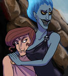 Sex change Hades and Meg