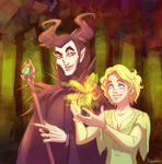 Maleficent (gender bender)