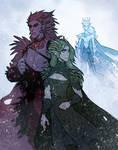 Drogon, Rhaegal, Viserion