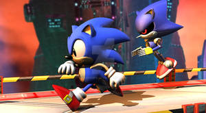 Sonic and Metal: Stardust Speedway