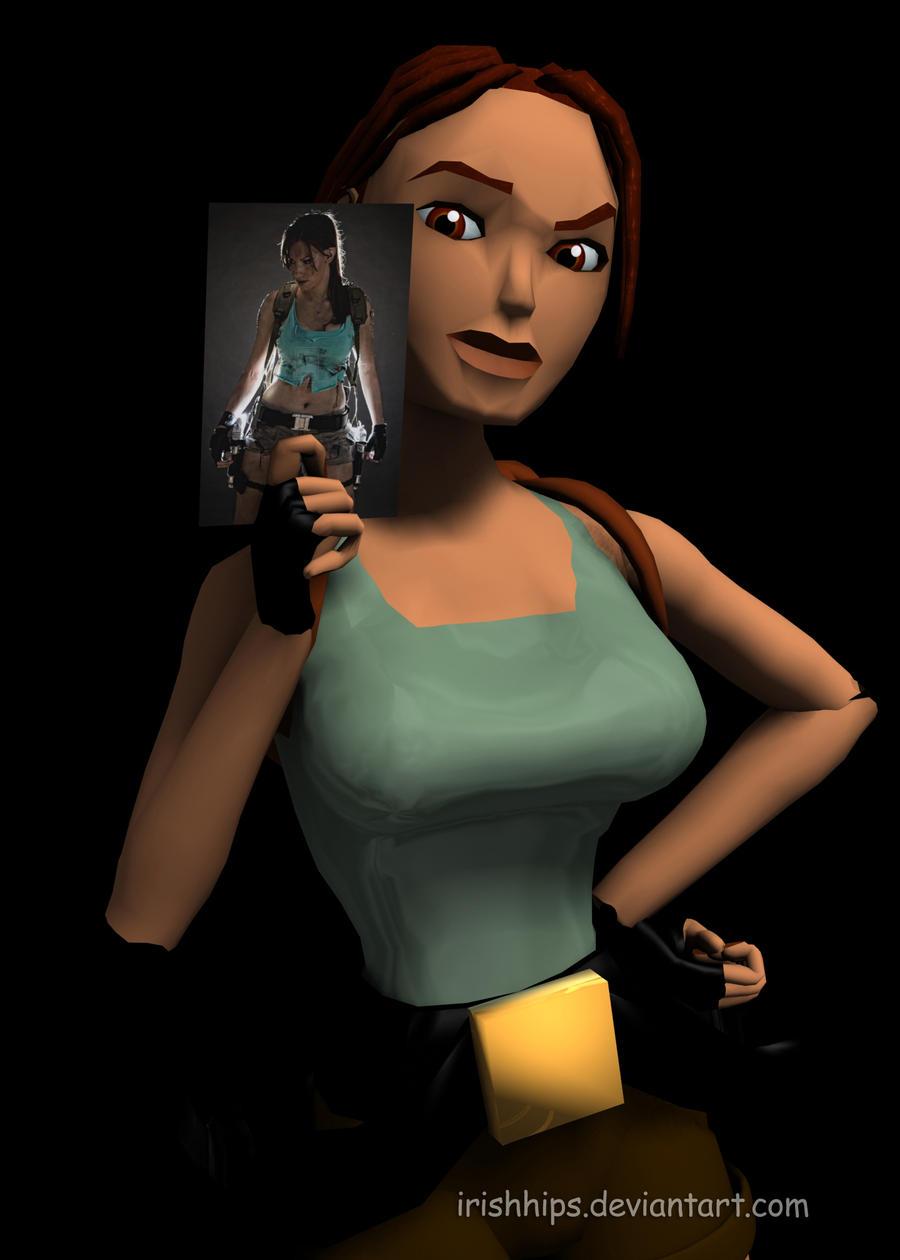 Lara Croft Approves by Irishhips