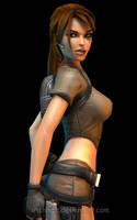 Lara Croft: Tomb Raider Legend 4
