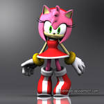 Amy Rose: Sonic's Ultimate Fan