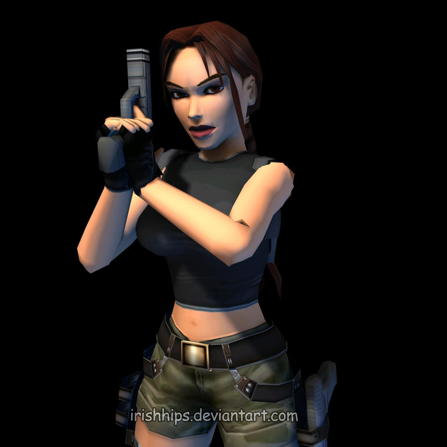 3d Tomb Raider Wallpaper: Tomb Raider Angel Of Darkness: Lara Croft By Irishhips On