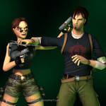 Tomb Raider: Angel Of Darkness ''Choose Wisely''