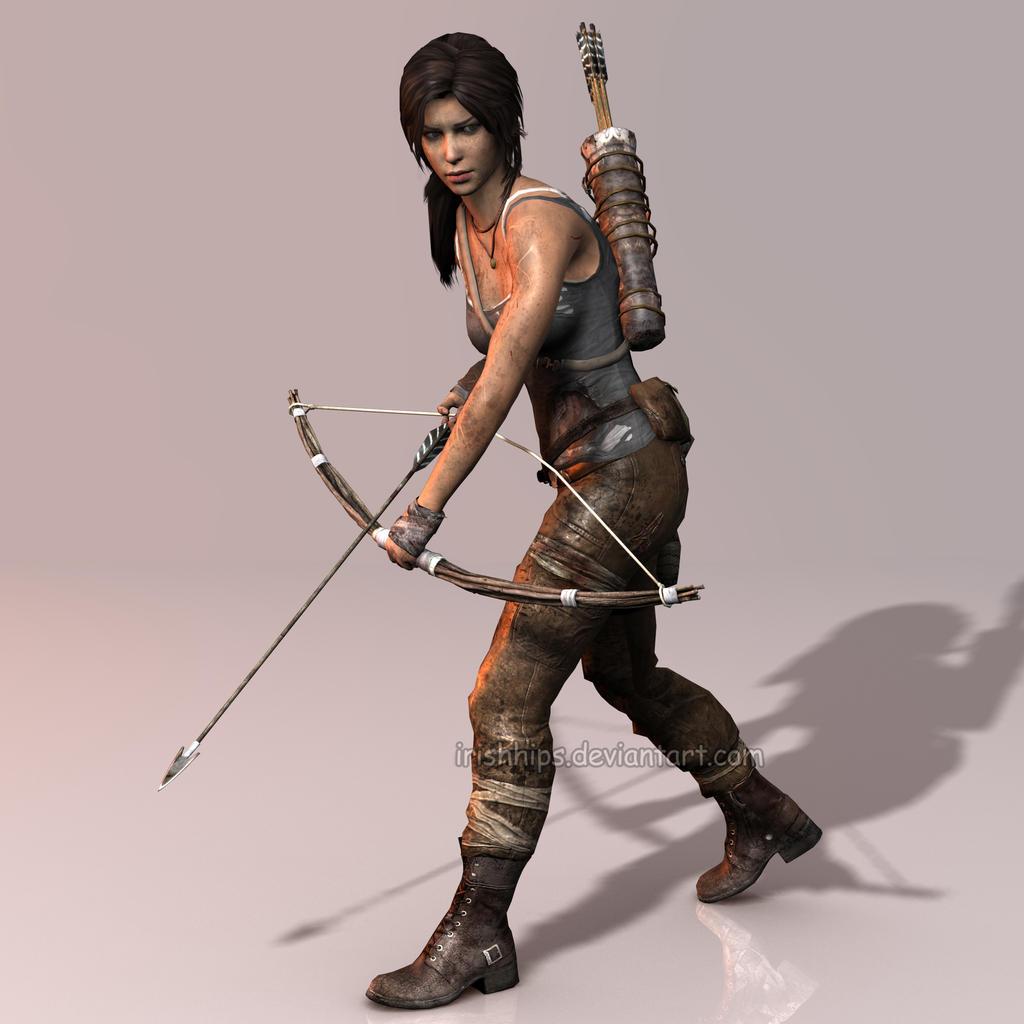 Tomb Raider 2013 Wallpaper: Tomb Raider 2013: The Survivor By Irishhips On DeviantArt