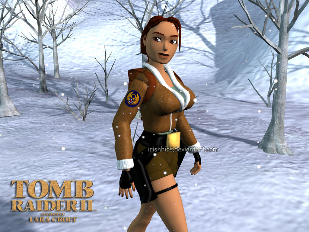 Tomb Raider II: Winter Time